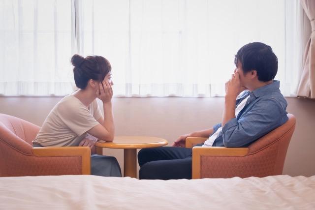 その4:仕事のことで夫婦喧嘩になる