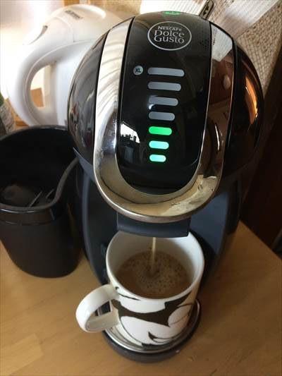 できたてのリッチブレンドコーヒー